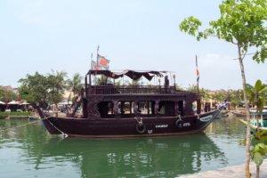 Туристическая лодка, Хойан