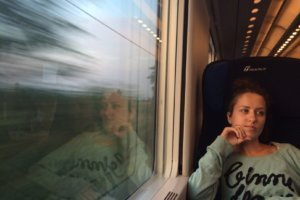 поезд Милан — Венеция
