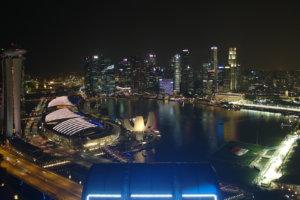 Колесо обозрения Singapore Flyer, Сингапур