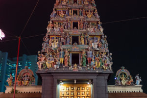 Шри Мариамман Sri Mariamman Temple, Сингапур