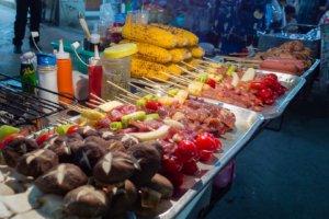 Уличная еда, Бангкок