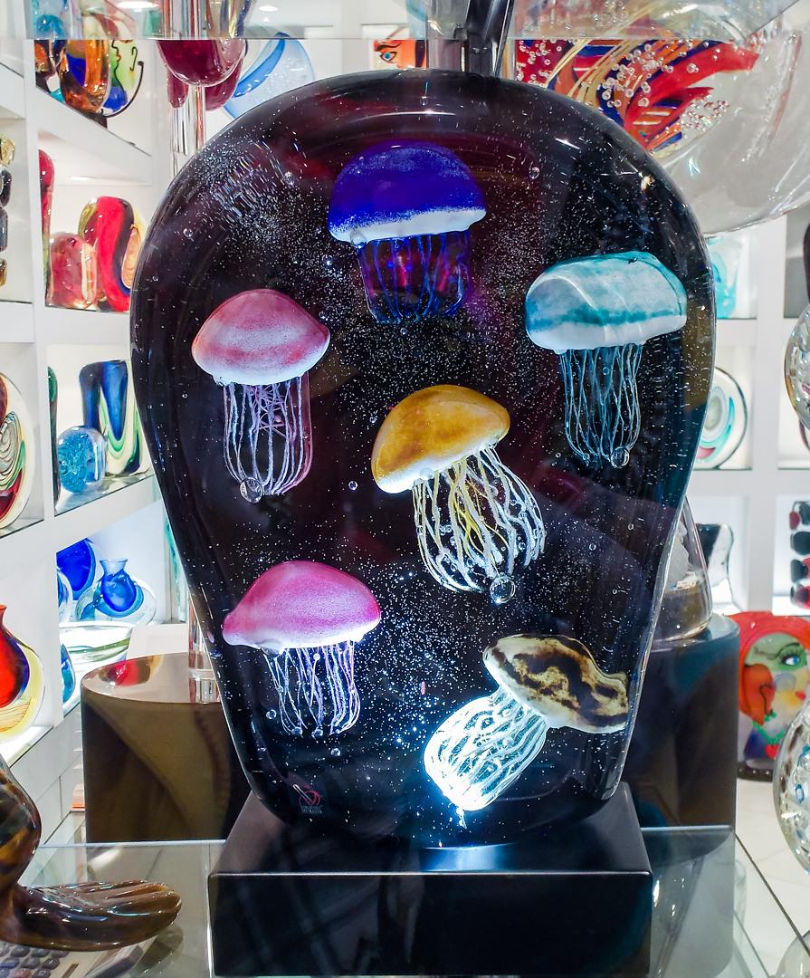 Муранское стекло, Венеция, Италия