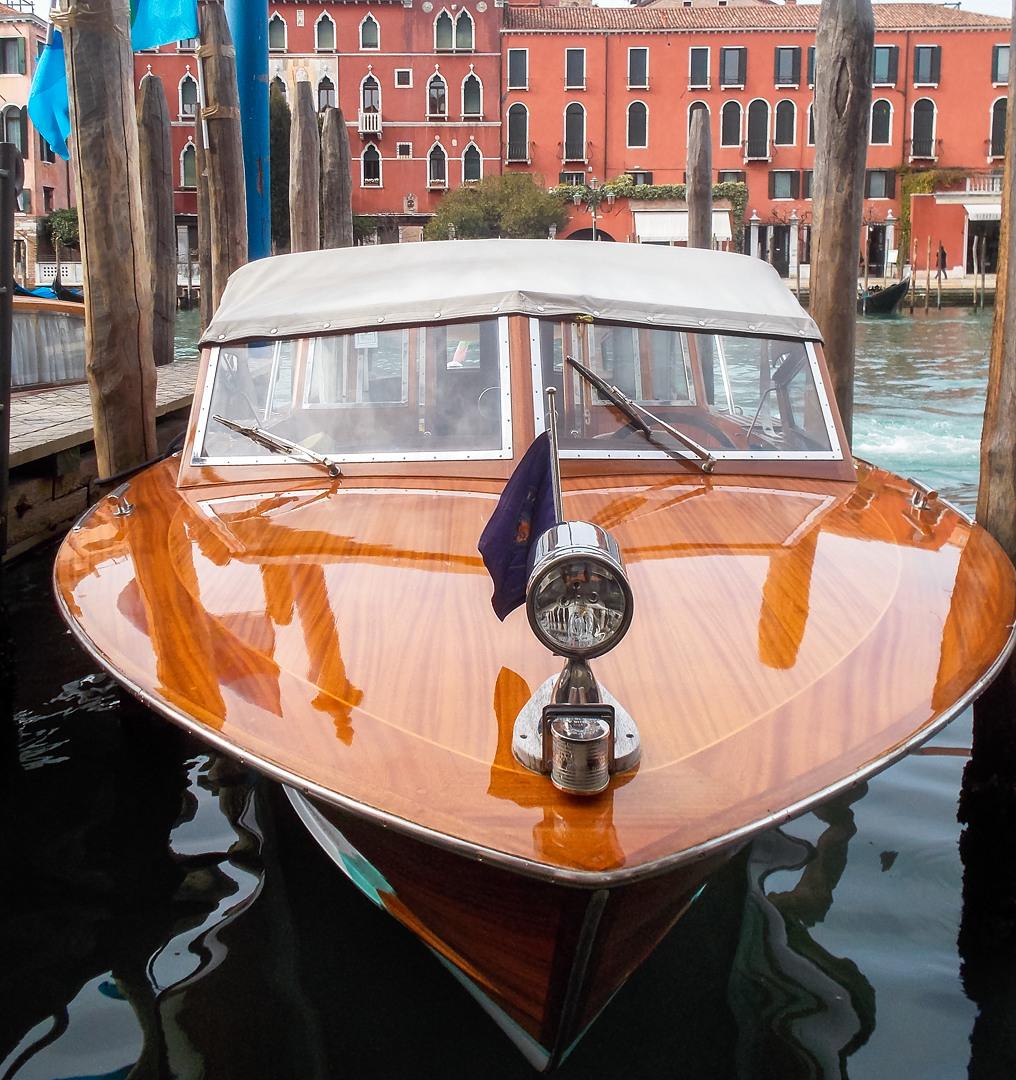 Речное такси, Венеция, Италия