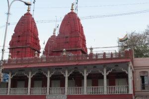 Храм Шри Дигамбар Джэйн Лал Мандир (Sri Digambar Jain Lal Mandir)