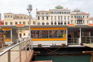 Водный транспорт, Венеция, Италия