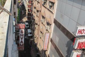 Аракашан Роуд (Arakashan Road), Дели, Индия