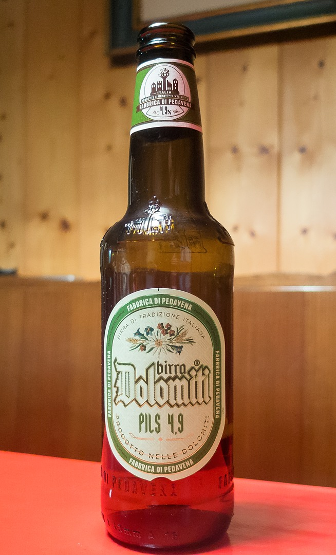 Пиво Dolomiti