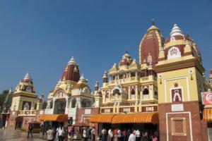Храм Бирла Мандир (Birla Mandir Temple)