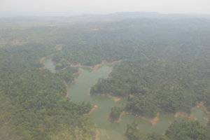 Водохранилище, остров Южный Андаман, Индия