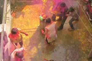 Фестиваль Холи (Holi Festival), Дели, Индия