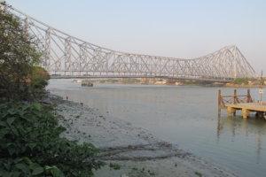 Мост Ховра, Калькутта