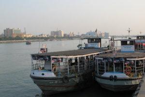 Река Хугли, Калькутта