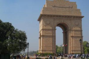Ворота Индии (India Gate)