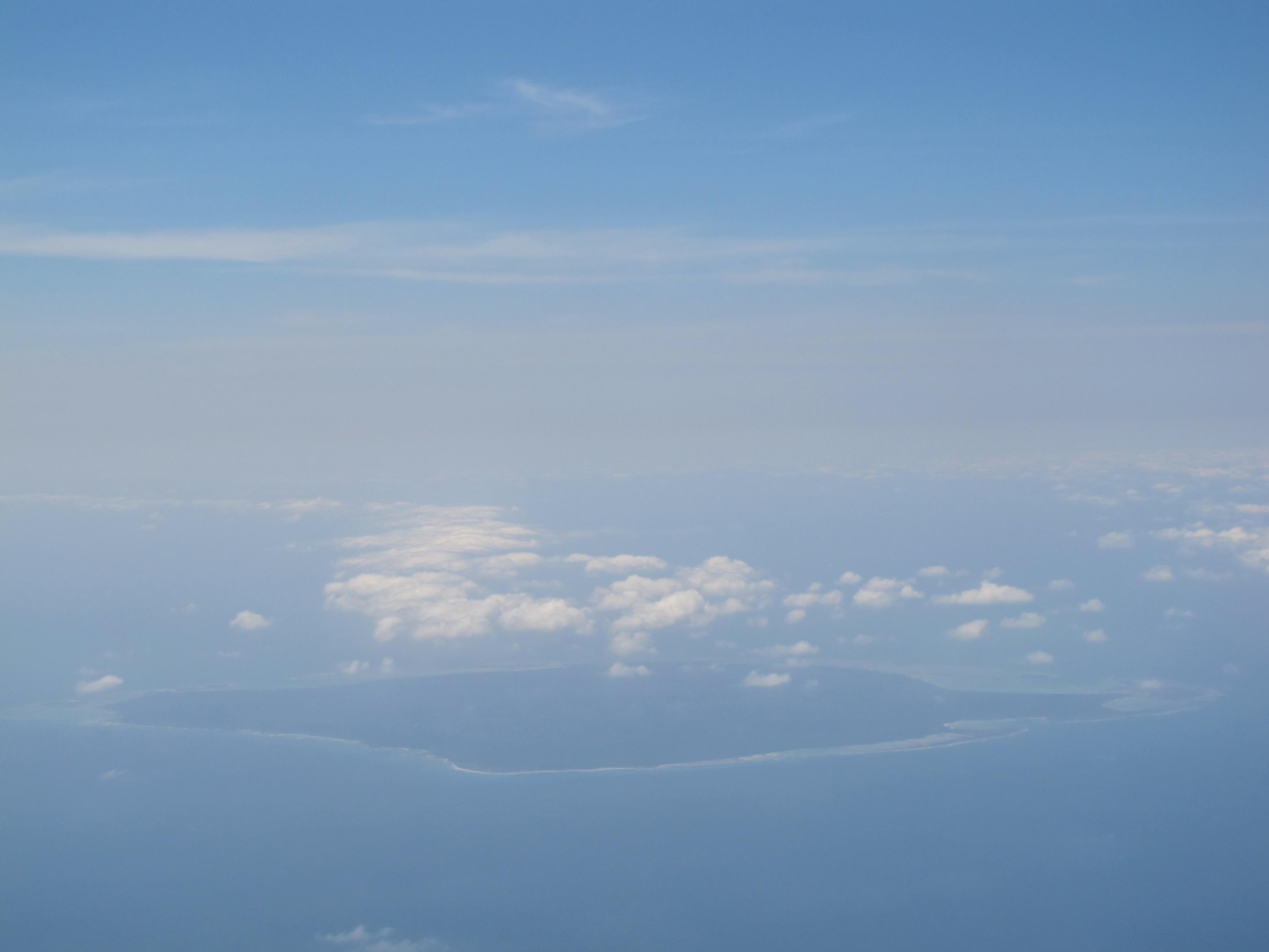 Остров Северный Сентинель, Индия