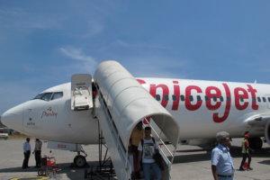 Spice Jet, Порт Блэр, Индия