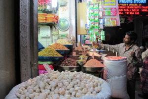 Рынок пряностей Кхари Баоли (Khari Baoli)