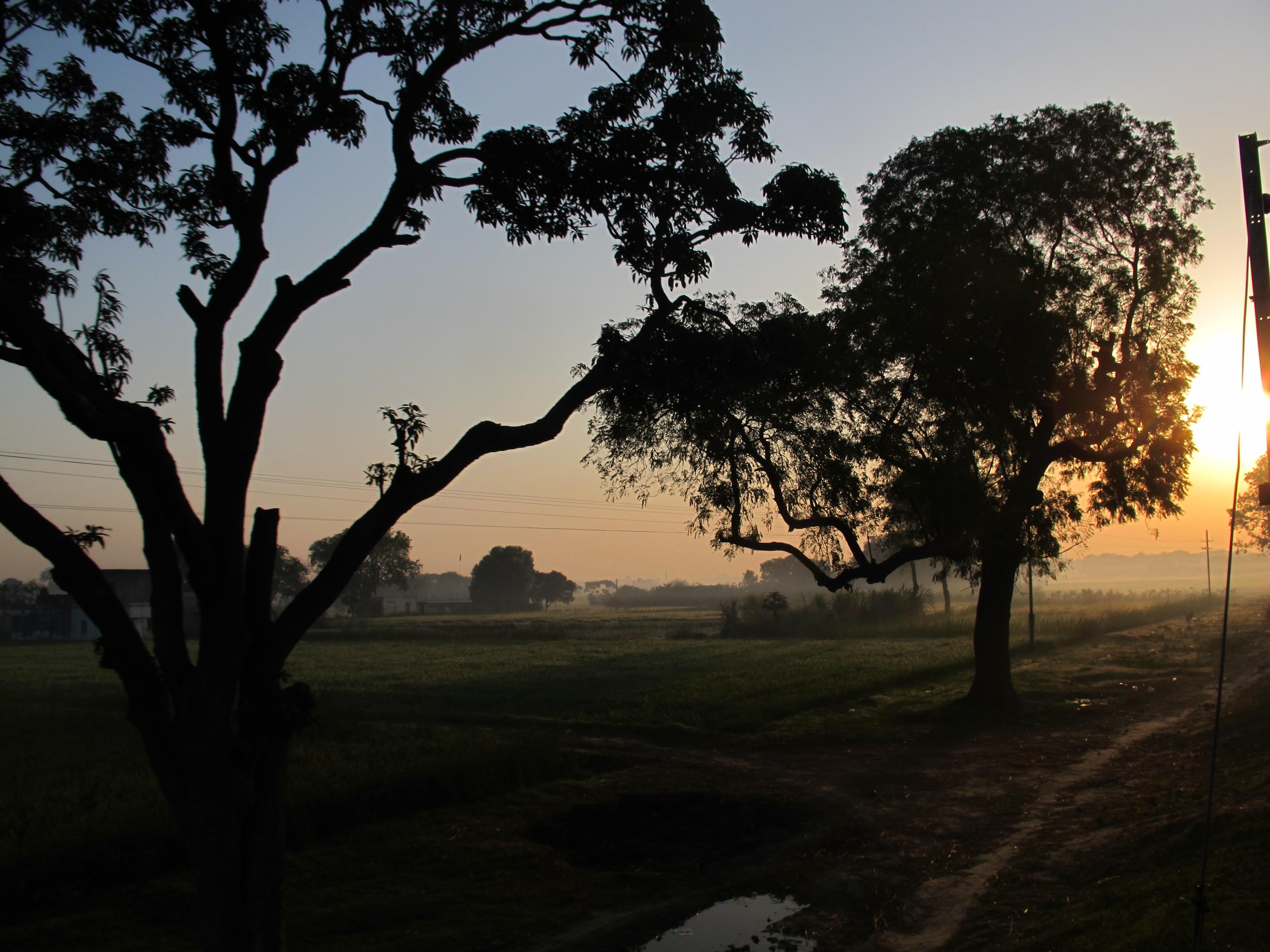 Восход, Варанаси, Индия