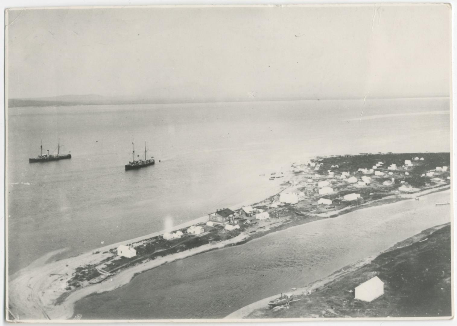 Анадырь в 1913 году