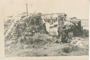 Дом эскимоса в 1930 году
