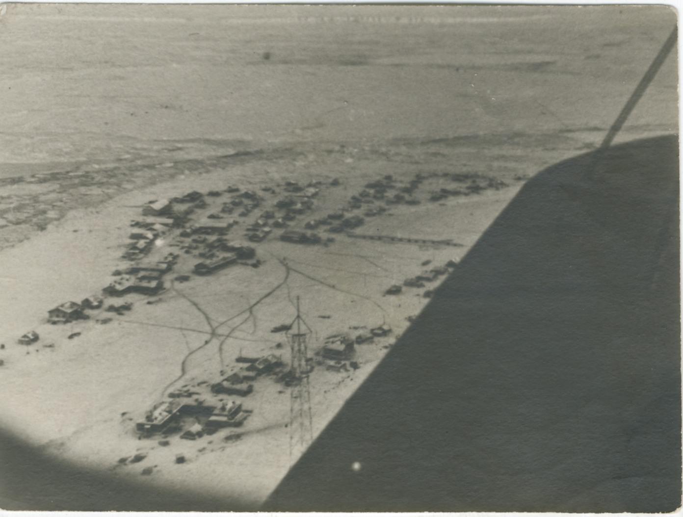Анадырь в 1939 году