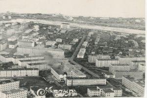 Анадырь в 1976 году