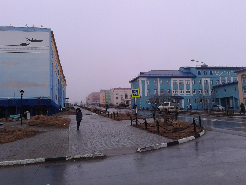 улицы Анадыря