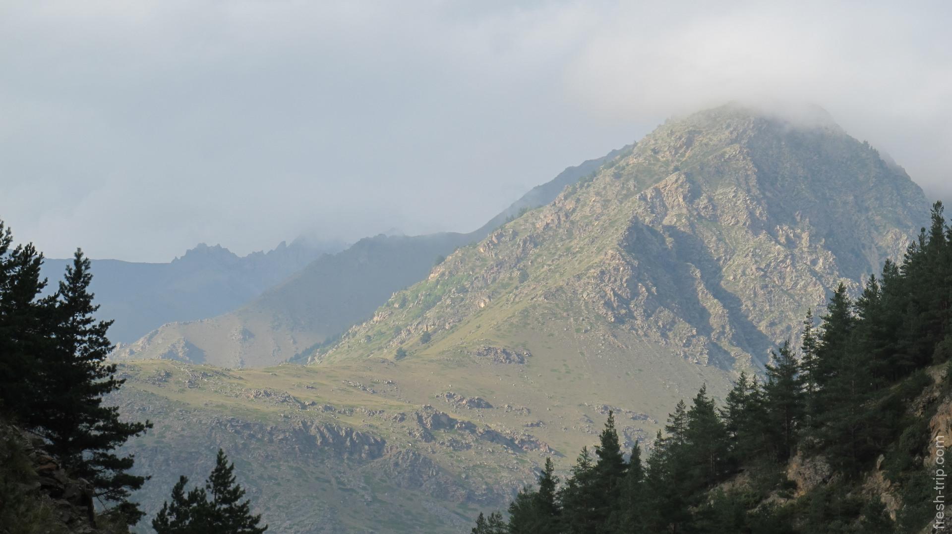 ущелье Адыр-Су , Кабардино-Балкария