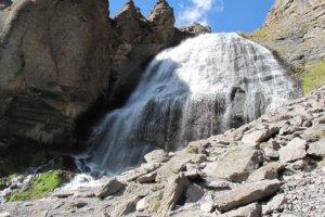 водопад «Девичьи косы», Кабардино-Балкария