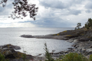 берег острова Келосари
