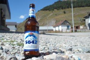 кавказское пиво 5642