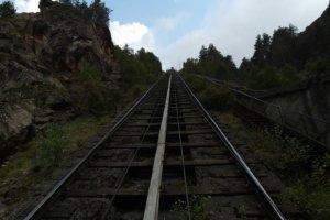 подъёмник в Приэльбрусье