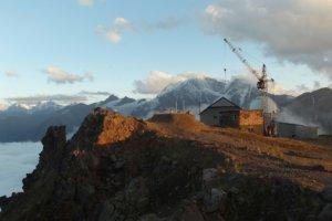 международная астрономическая обсерватория Пик Терскол