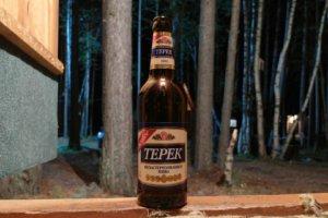 кавказское пиво Терек