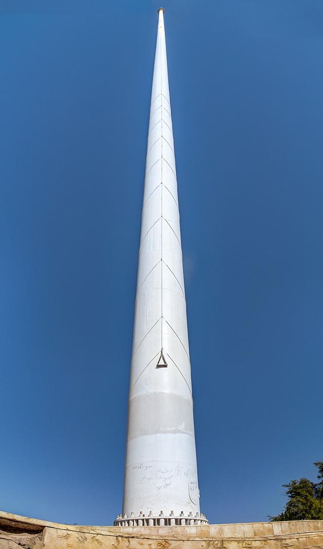 флагшток акабы