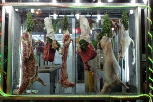 рынок, Акаба