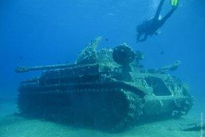 дайвинг, рэк Canyon Tank