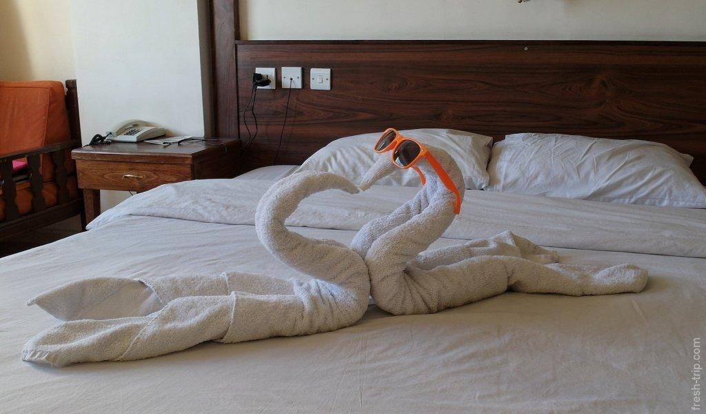 отель Мина, Акаба, Иордания