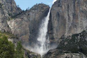 Водопады Йосемите, США