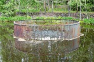 водосброс в Сайменском канале