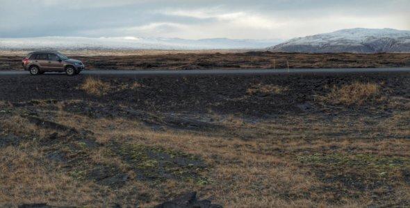 Исландия, осень 2017